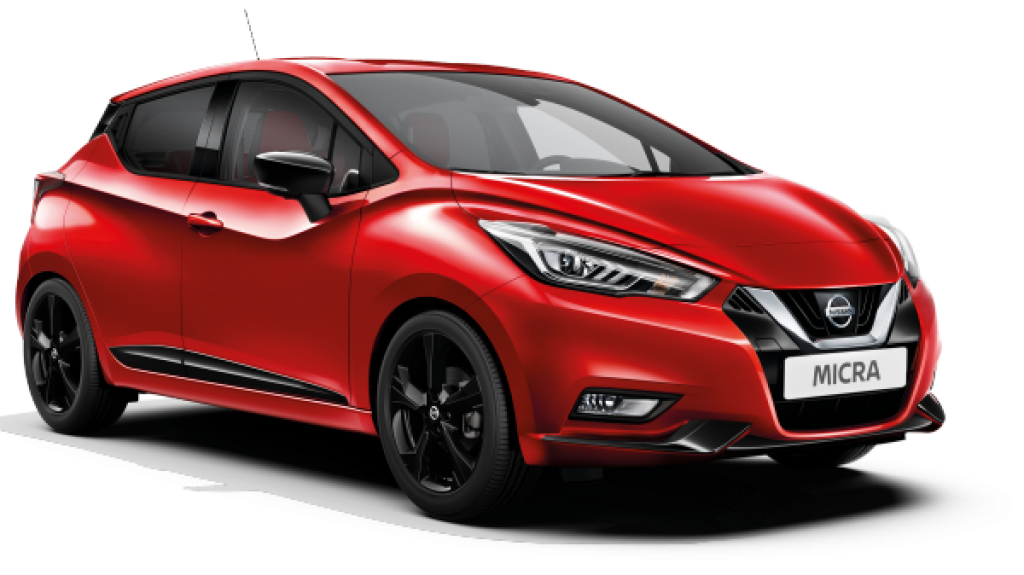 Nissan Micra 1.0 IG-T 100 Visia+